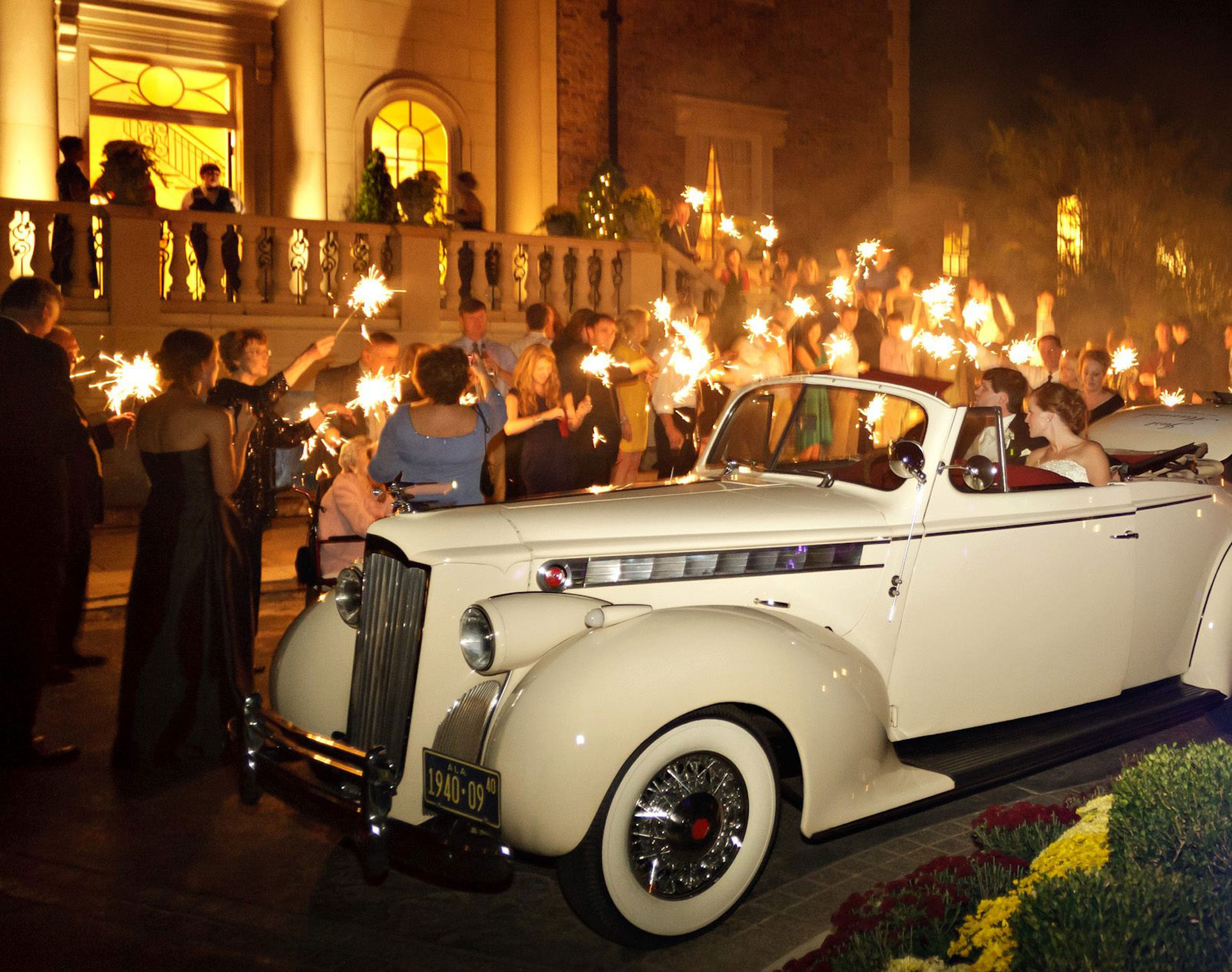 Vintage and Classic Wedding Car Rental in Auburn LaGrange Columbus ...