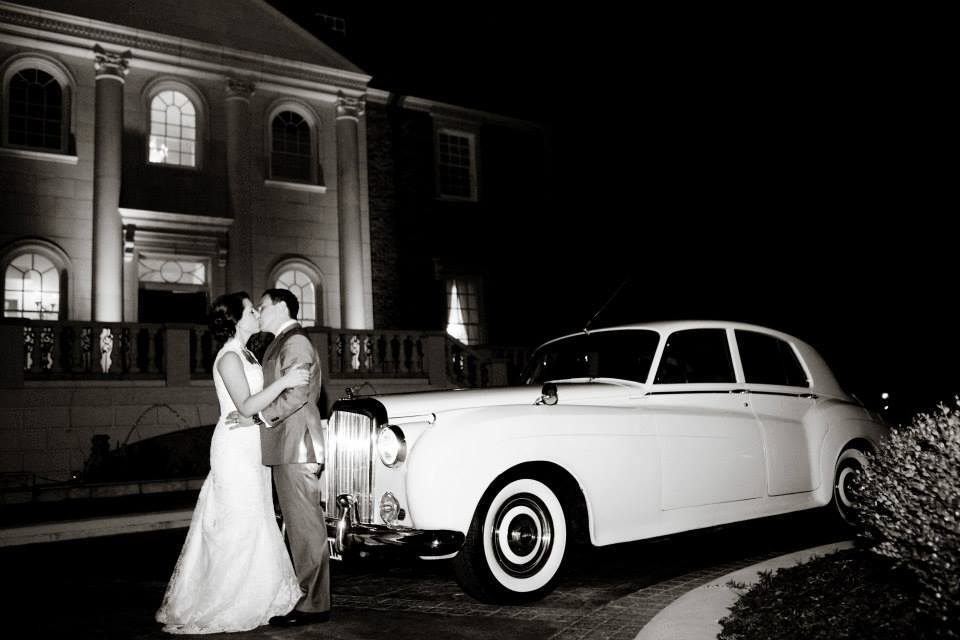 Vintage Wedding Limousine Auburn Alex City Montgomery Columbus ...
